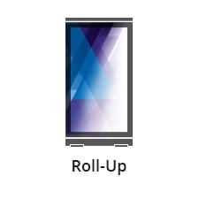 Rollupy Duży, a tak łatwo go przenieść. Lekki, a tak wytrzymały. Roll-up to bardzo praktyczna forma reklamy, idealna na targi, konferencje i inne wydarzenia. Druk roll-upów odbywa się na materiale blockout pet. Automatycznie zwijany baner mieści się w aluminiowej kasetce, która dodatkowo chroni go przed uszkodzeniami. Całość można wygodnie przenosić w dołączonej do zestawu torbie […]